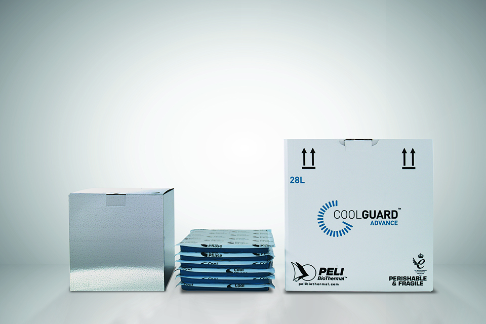 CoolGuard™ Advance 28L System 2-8°C